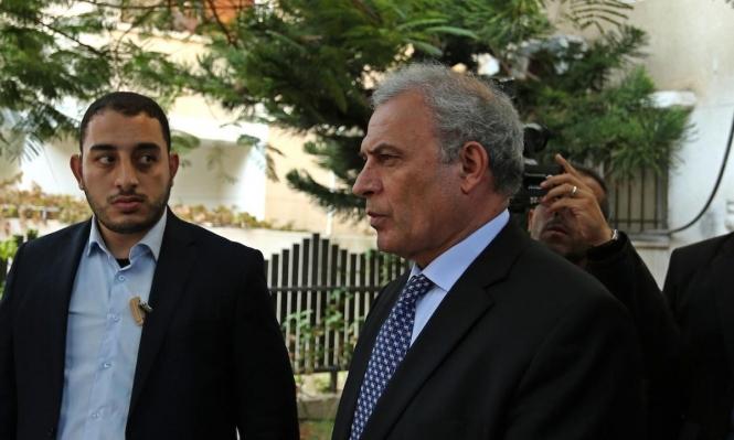 بعد زيارة وفد فتح: نائب اشتية يصل غزة