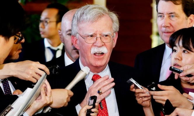 بولتون: سنقدم لمجلس الأمن أدلة تورط إيران باستهداف ناقلات نفط