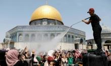 """أكثر من ربع مليون فلسطيني يؤدون """"الجمعة اليتيمة"""" بالأقصى"""