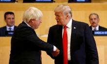 ترامب: بوريس جونسون الأفضل لقيادة بريطانيا