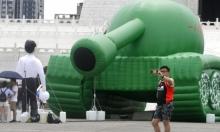 """تايوان: """"رجل الدبابة"""" يحيي ذكرى مجزرة تيانانمين"""