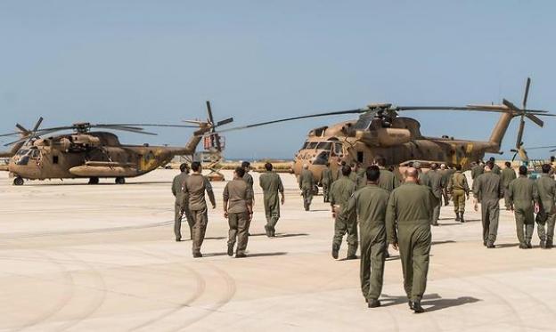 تدريبات إسرائيلية في قبرص شملت إنزال قوات