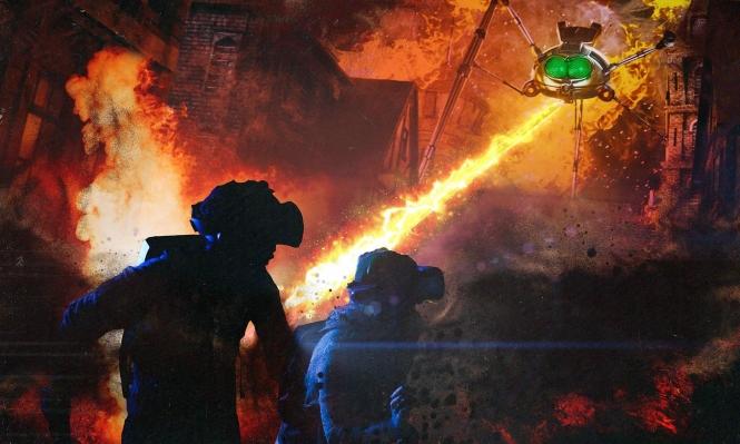 لندن: مسرح يحاكي غزو المريخ للأرض