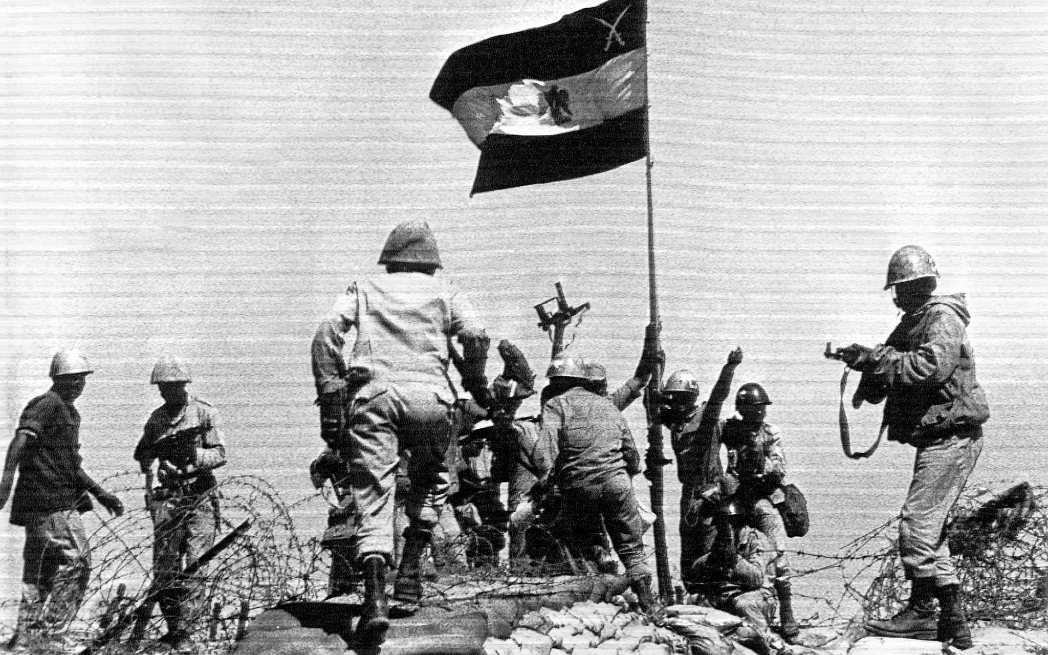 من حرب أكتوبر عام 1973... لم تتجاوز إسرائيل تبعاتها بعد (أ ب)