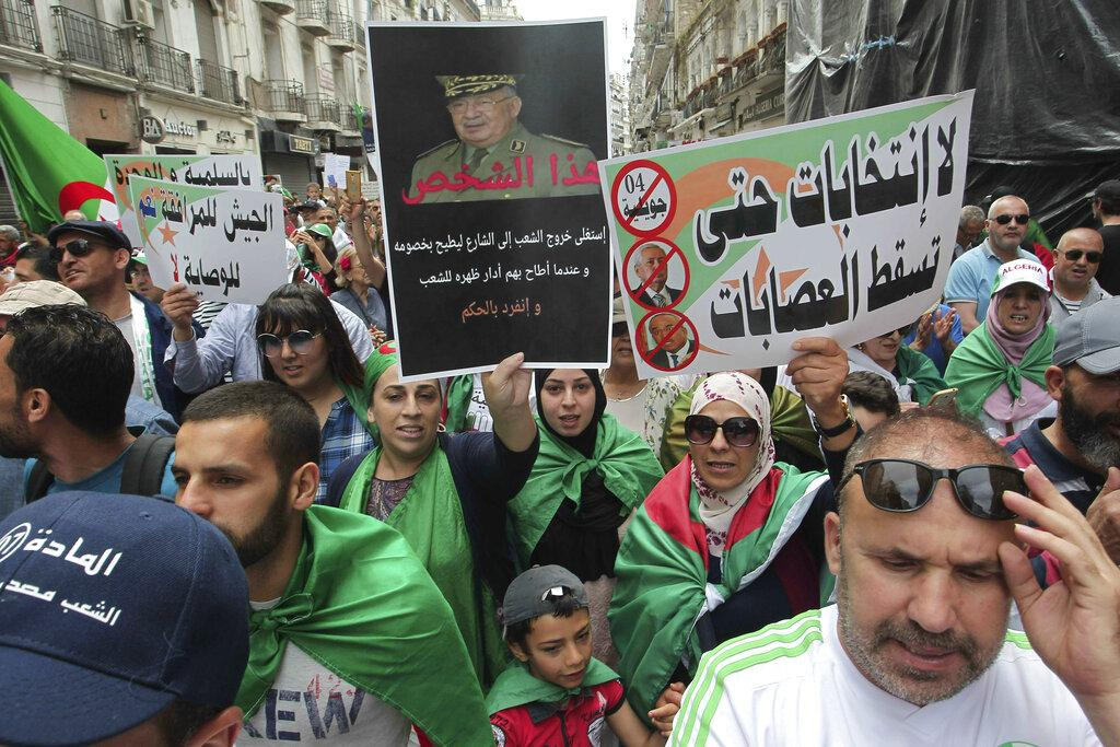 الجزائر: المجلس الدستوري يؤكد استحالة إجراء الانتخابات الرئاسية في تموز