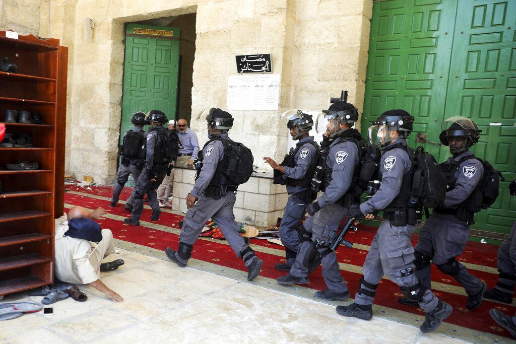 القدس: الاحتلال يغلق البلدة القديمة ومحيطها لاحتفال المستوطنين
