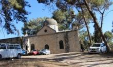 اعتداء على كنيسة معلول المهجرة