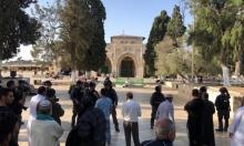 التجمُّع يُدين اعتداءات الاحتلال في القدس والأقصى