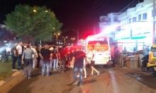3 إصابات في حادثي طرق ودهس بباقة الغربية