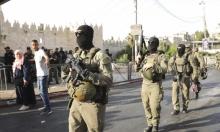 اعتقال 58 فلسطينيا بالضفة والقدس