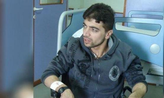 الأسير المقعد معتز اعبيدو يواصل إضرابه عن الطعام رفضا لاعتقاله الإداري