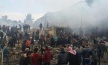 سورية: مقتل 17 مدنيا بانفجار سيارة في أعزاز
