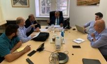 عباس وحاج يحيى يبحثان مع وزارة التربية قضايا التعليم العربي