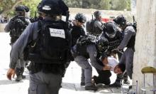 مواجهات واعتقالات بالضفة واستهداف للصيادين بغزة