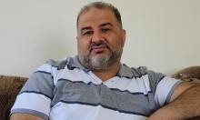 عباس لم يحسم قرار ترشحه للكنيست الـ22