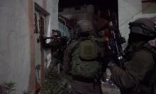 اعتقال 12 فلسطينيا بالضفة والقدس وتوغل محدود بغزة