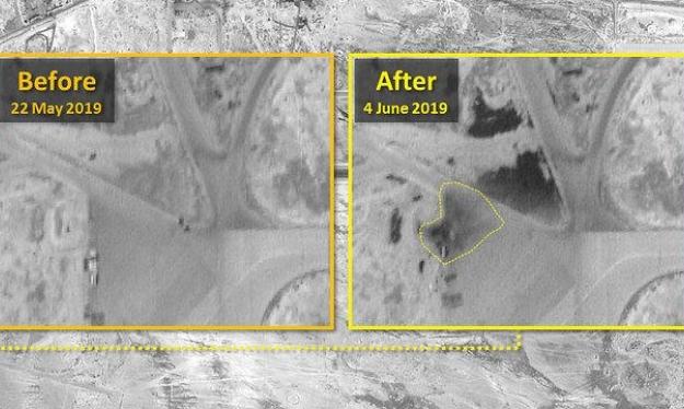 توثيق: ما الذي استهدفه العدوان الإسرائيلي على مطار T4؟