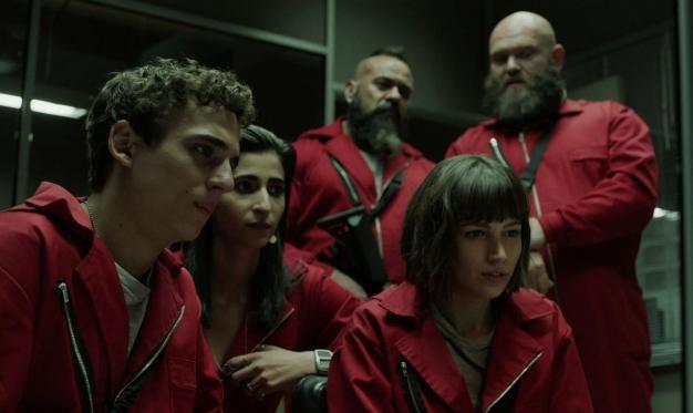 """قريبًا على """"نتفليكس"""": الموسم الثالث من La Casa de Papel"""