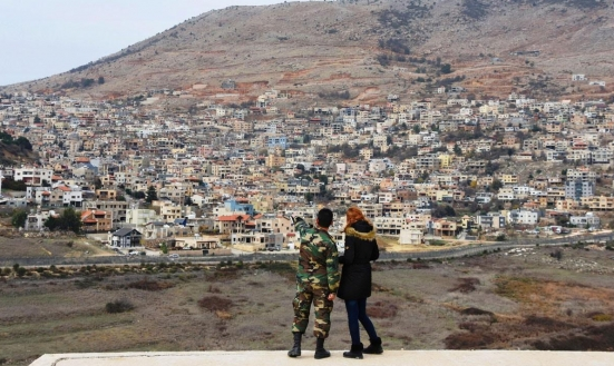 """الجولان: وحدة استخبارية إسرائيلية مقابل """"الزحف الهادئ"""" لحزب الله"""