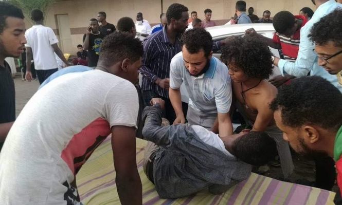شهادة حيّة من طالب عاش أحداث المجزرة بالسودان