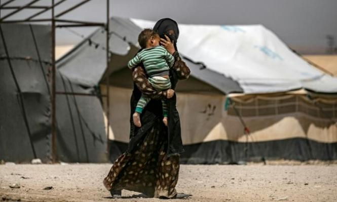 الإدارة الكردية تعيد عائلات من داعش لدولهم الغربية