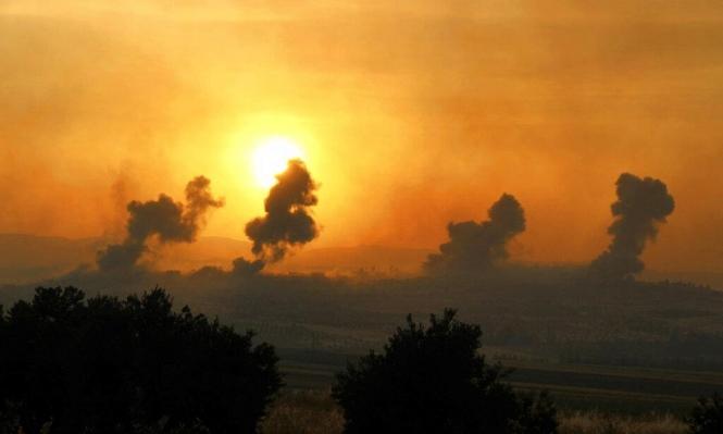 المرصد: مقتل 10 مدنيين في قصف للنظام على إدلب