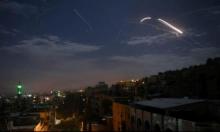 """الاحتلال يدعي """"إطلاق قذائف من سورية باتجاه الجولان"""""""