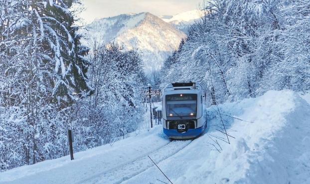 سياحة القطب الشمالي: قطار يجوب مناطق لا يصلها البشر