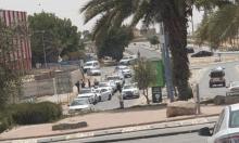 حورة: اعتقال شاب بزعم الاستيلاء على سلاح شرطي
