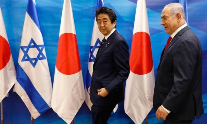 نتنياهو لنظيره الياباني: يجب مواصلة الضغط على طهران