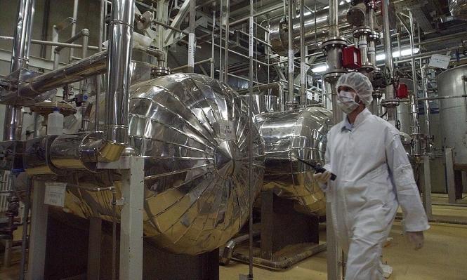 تقرير إسرائيلي: إيران تستعد لاستئناف تخصيب اليورانيوم