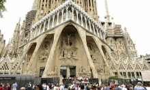 برشلونة: تصريح رسمي لإتمام بناء كنيسة ساغرادا فاميليا