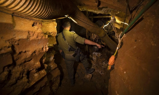مناورة إسرائيلية تحاكي قتالا ضد حزب الله بقرية لبنانية