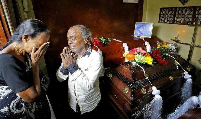 """سريلانكا: إقالةُ رئيس الاستخبارات على خلفيّة هجمات """"عيد الفصح"""""""