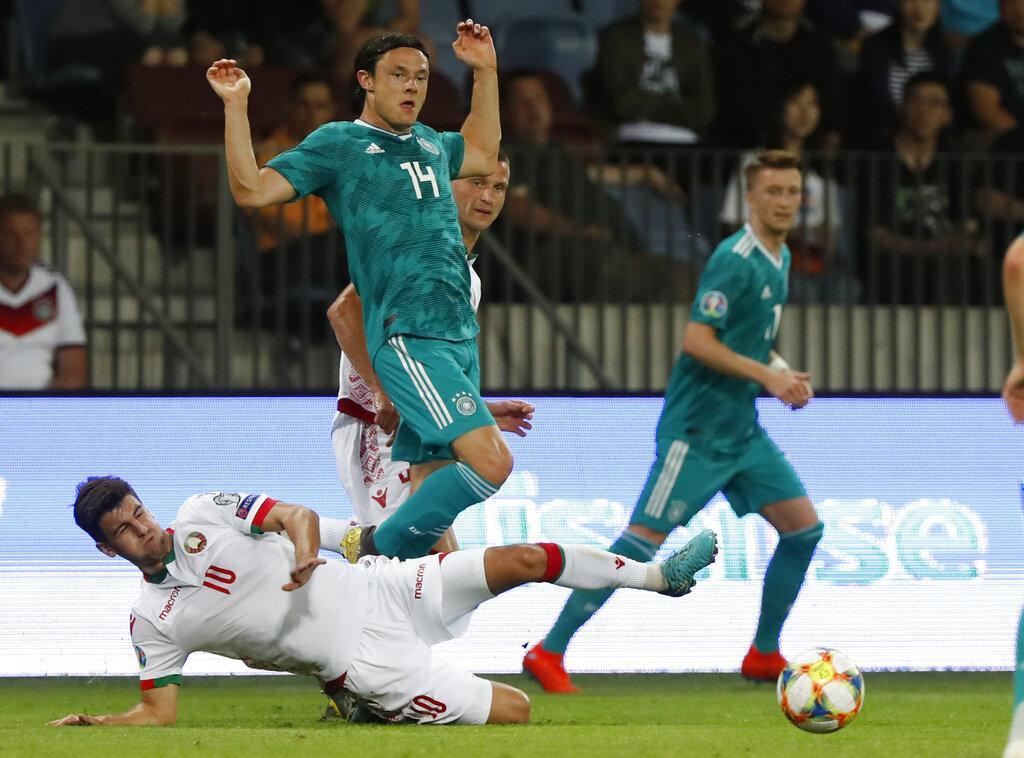 تصفيات يورو 2020: ألمانيا تهزم روسيا البيضاء بهدفين