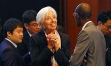 لاغارد تعتبر التوترات التجارية تهديدا للنمو العالمي
