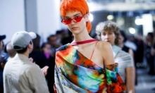 عرض أزياء من العفن والبلاستيك في لندن