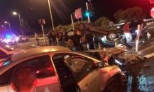 5 إصابات في حادث طرق قرب مجد الكروم