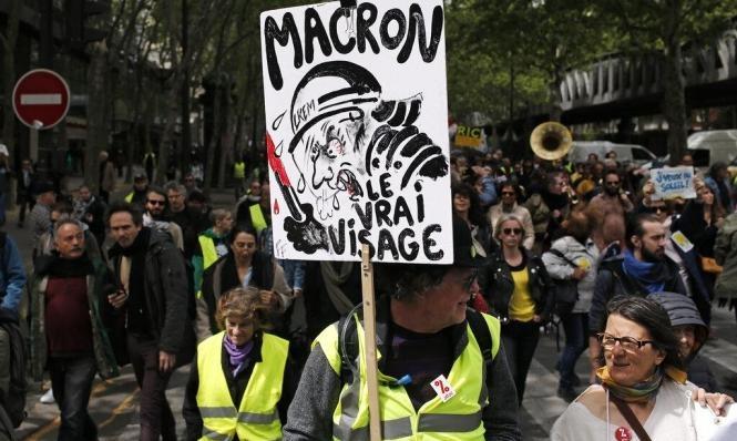 """فرنسا: """"السترات الصفراء"""" يتظاهرون للأسبوع الثلاثين"""