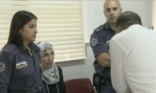 الحكم على الكاتبة لمى خاطر بالسجن 13 شهرا