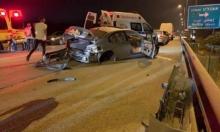 حوادث الطرق: 15 إصابة بعضها خطيرة