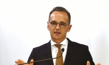 وزير خارجية ألمانيا يصل طهران لمحاولة إنقاذ الاتفاق النووي