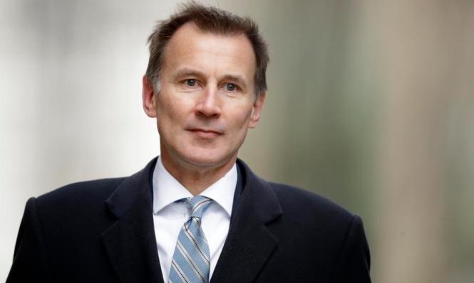 هانت: يمكن إعادة التفاوض مع الاتحاد الأوروبي بشأن بريكست