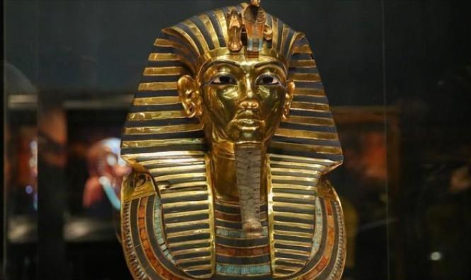 """مسعى مصريّ لوقف مزاد بيع رأس """"الفرعون الذهبي"""" ببريطانيا"""