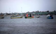 مجددا: الاحتلال يقلص مساحة الصيد في بحر غزة