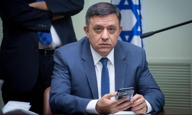 """غباي لن ينافس على رئاسة حزب """"العمل"""""""
