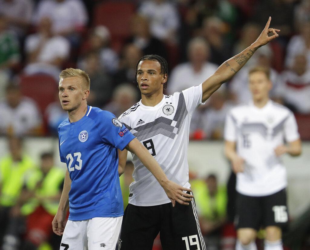 تصفيات يورو 2020: ألمانيا تمطر شباك إستونيا بثمانية أهداف