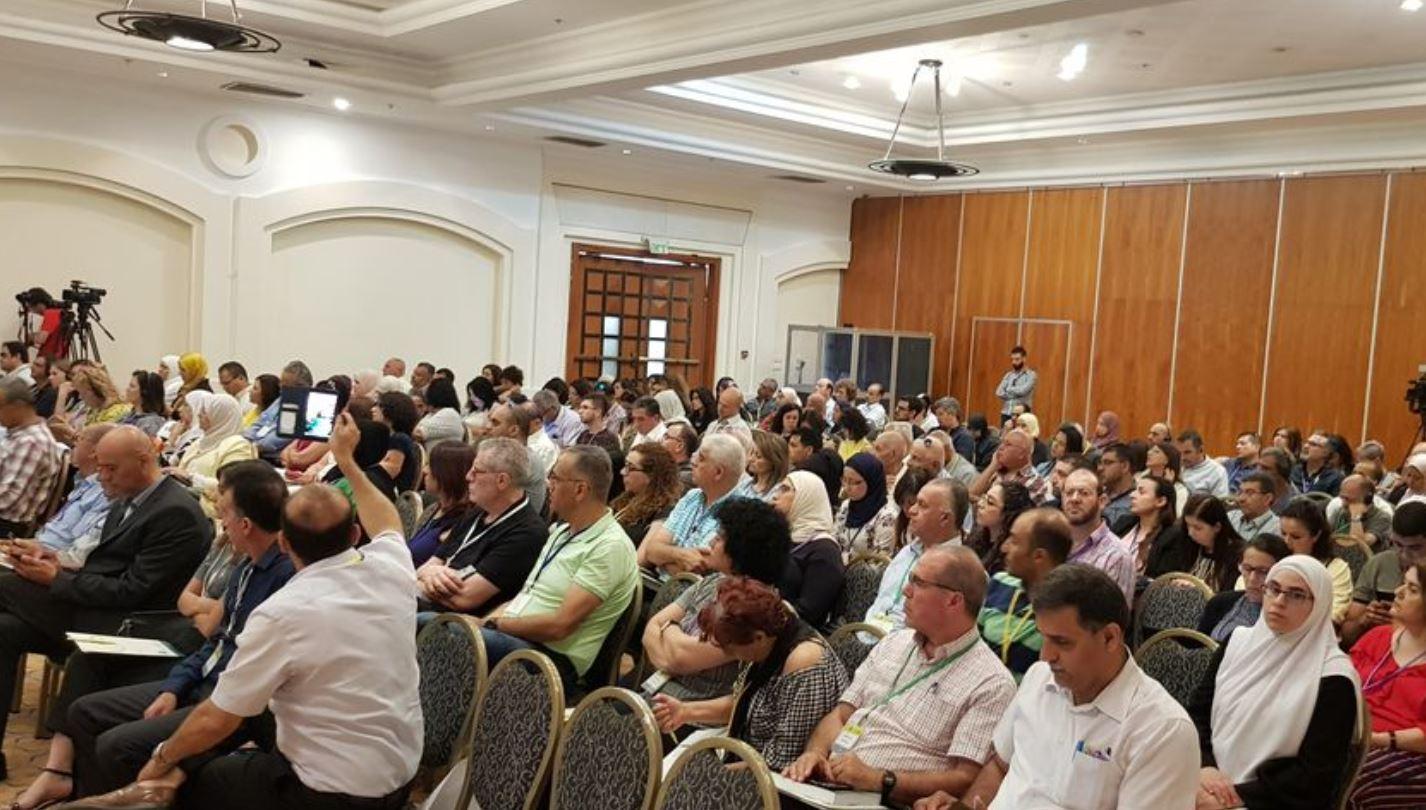 """الناصرة: جمعية الجليل تعقد مؤتمرها """"في مهب العنف"""""""
