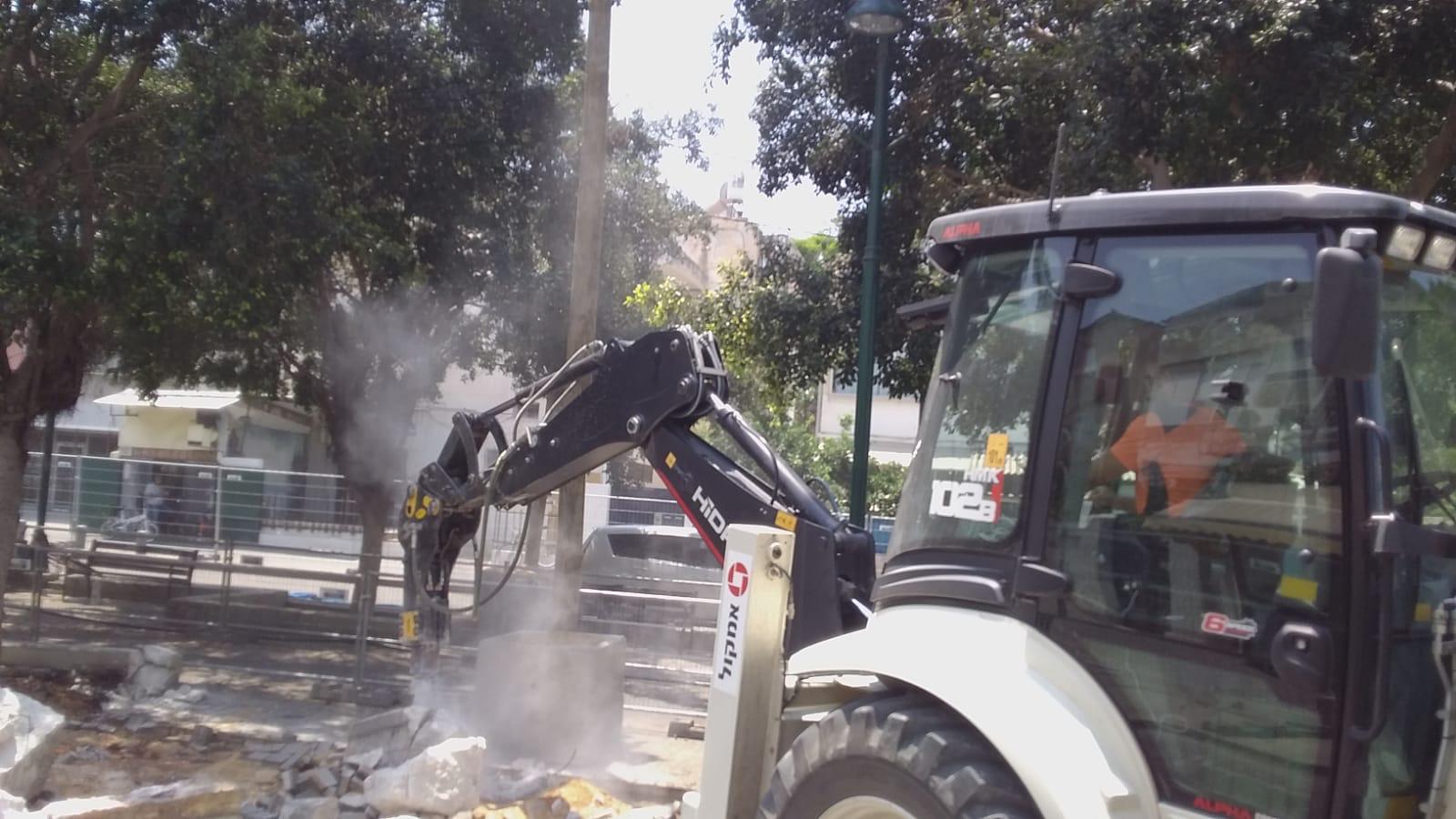 يافا: إغلاق حي النزهة لأعمال ترميم.. دون مراعاة مصالح السكان