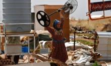 """لبنان:  آلاف السوريين يعيشون بالعراء بسبب هدم """"خيامهم الإسمنتية"""""""